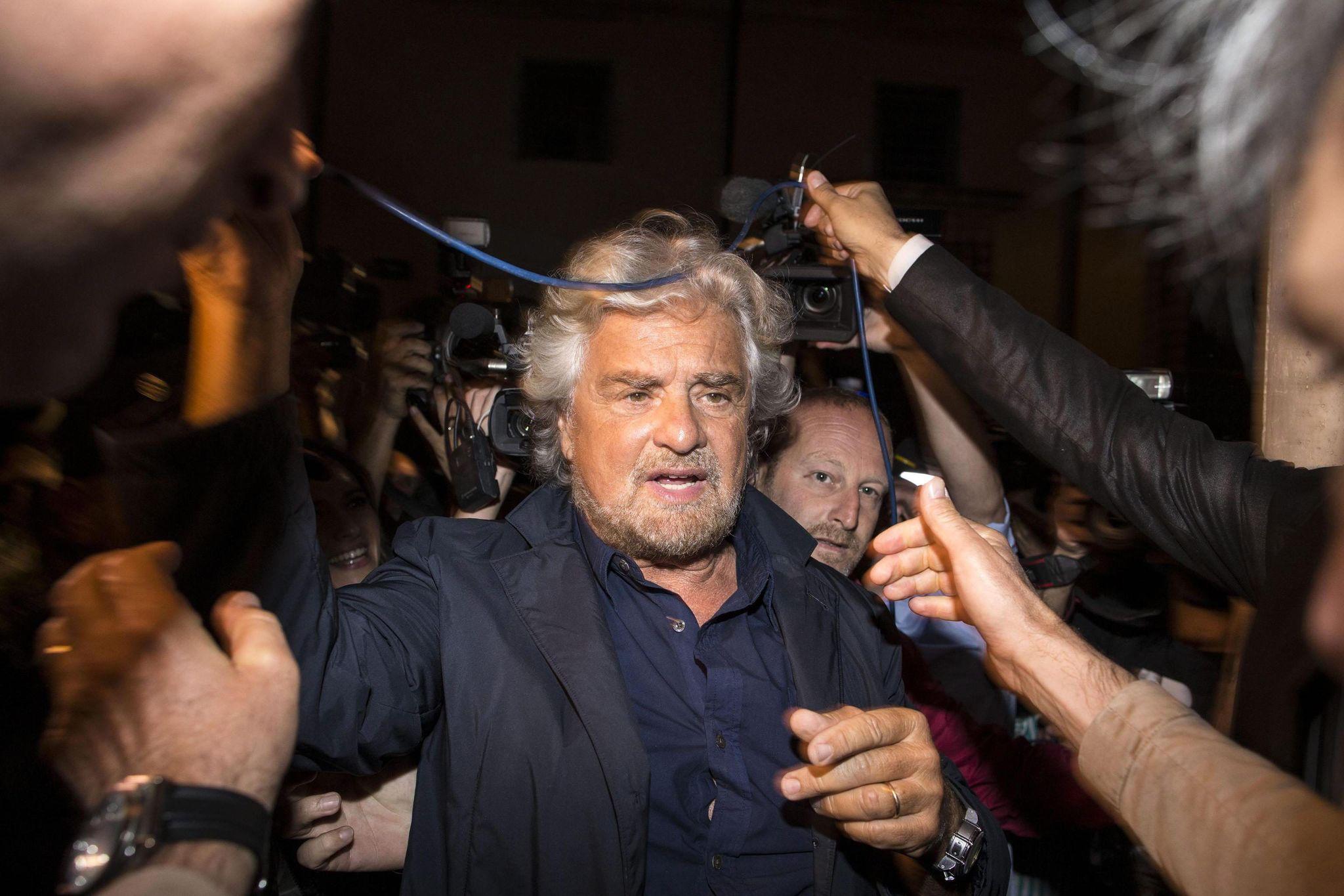 Vergewaltigungs-Vorwurf: Anklage gegen Grillo-Sohn