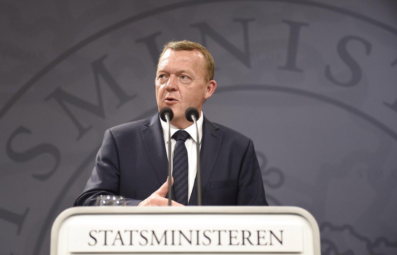 Løkke zieht Mindestlohn in Erwägung   Der Nordschleswiger