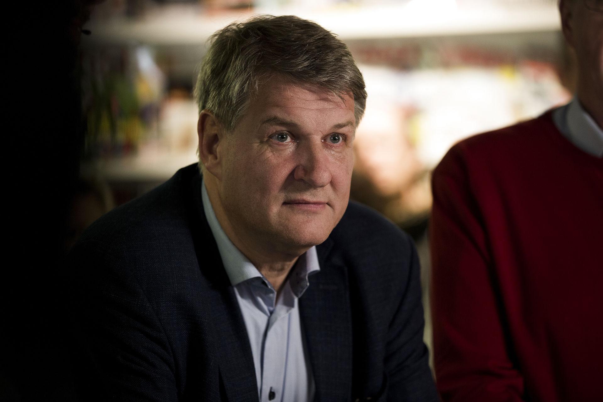Peter Hansen macht Schluss mit der Politik | Der